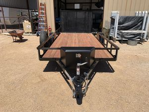 For sale custom utility trailers 12' 14 foot and 16 foot Starting at $1550 for Sale in Queen Creek, AZ
