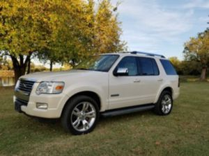 XZA 2008 FORD EXPLORER LIMITED for Sale in Buffalo, NY