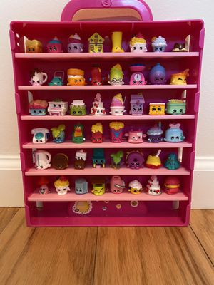 A case of Shopkins 48 piece for Sale in Philadelphia, PA