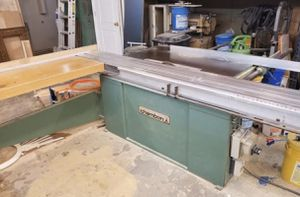 Chambon sliding table saw for Sale in Orlando, FL