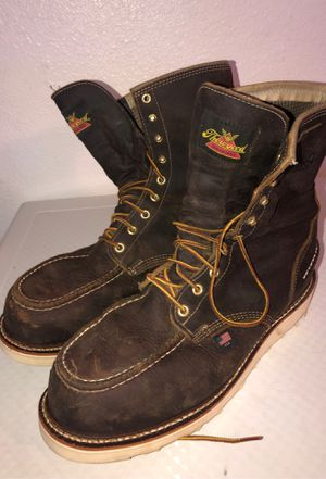 thorogood work boots size10 for Sale in Laveen Village, AZ