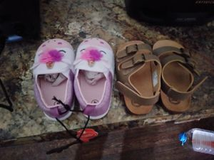 Little girl shoes for Sale in Midway, GA