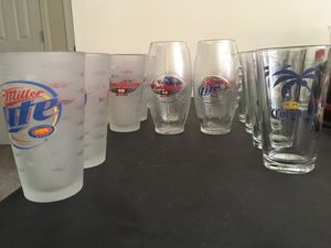 Beer glasses collection for Sale in Raleigh, NC