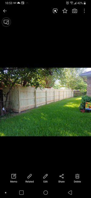 Fence cerca for Sale in Pasadena, TX