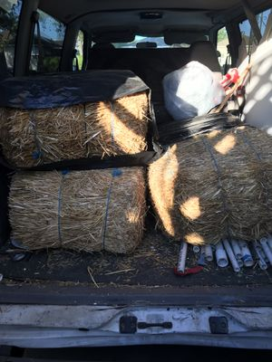 Free Hay! Cowboy, Farm, western party for Sale in Santa Fe Springs, CA