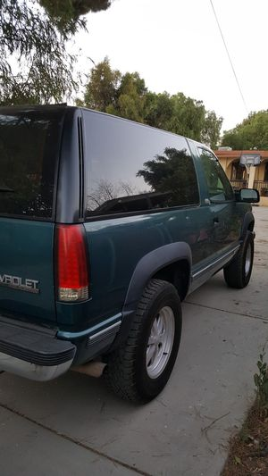 93 Chevy blazer 4X4 for Sale in Riverside, CA