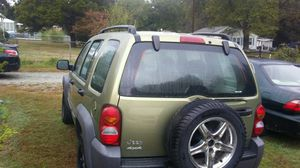 2003 Jeep 5 speed 4 cyl 4x4 159k miles Like New Tire --Text or call {contact info removed} for Sale in Pittman Center, TN