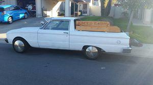 1961 Ford Falcon Ranchero/Trades??? for Sale in San Diego, CA