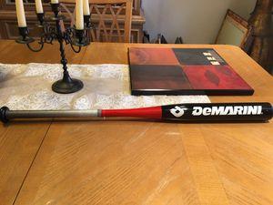 DeMARINI DX2 Baseball Bat for Sale in Port Orchard, WA