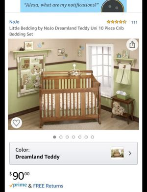 Baby crib set for Sale in Norwalk, CA