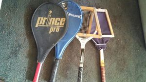 Tennis rackets for Sale in Gibsonville, NC