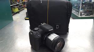 Canon Rebel t6I for Sale in Miami, FL
