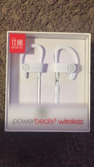 Powerbeats 3 Wireless Headphones for Sale in Centreville, VA