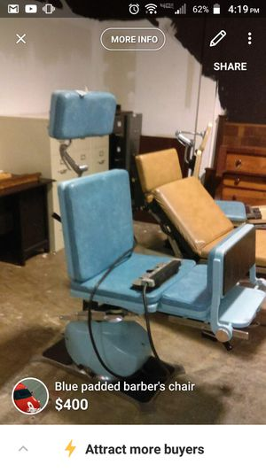 Medical hydralic chairs for Sale in Dublin, GA