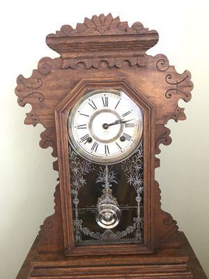 Antique Ansonia pendulum mantel clock for Sale in Seattle, WA
