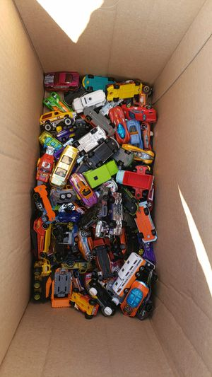 Hot wheels over 115 of them for Sale in Frostproof, FL
