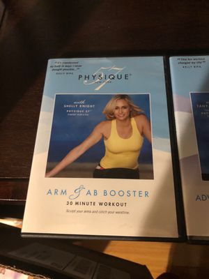 All Physique 57 workout DVDs for Sale in Los Angeles, CA