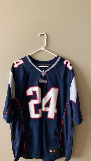 New England Patriots Darrelle Revis jersey sz XL for Sale in Phoenix, AZ