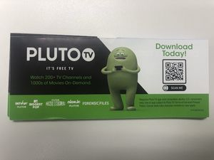 FREE PLUTO TV 📲 for Sale in Carrollton, TX