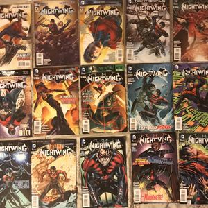 New 52 Nightwing Comics for Sale in Bell Gardens, CA