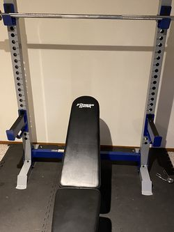 Bench Set With Weights for Sale in Joint Base Lewis-McChord,  WA