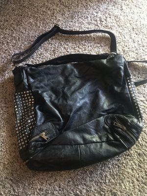 Women's studded leather handbag for Sale in Portland, OR