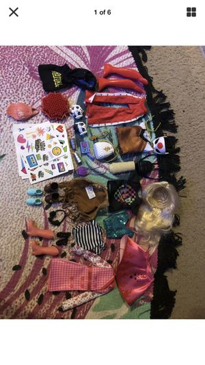 Lot of doll accessories for Sale in Washington, DC
