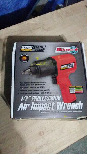 1/2 in. Air Impact Wrench for Sale in Medford, MA