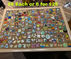 HUGE DISNEY PIN SALE Disney Pins for Sale Price as Marked for Sale in Davenport, FL