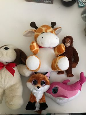Stuffed Animal Collection for Sale in North Potomac, MD