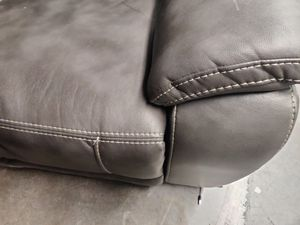 Power dual reclining couch like new for Sale in Phoenix, AZ