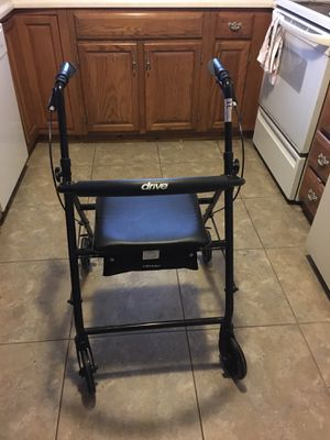 Medical rollator /walker for Sale in Columbia, MO