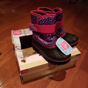Girls Size 9/10 Snow Boots for Sale in City of Industry, CA