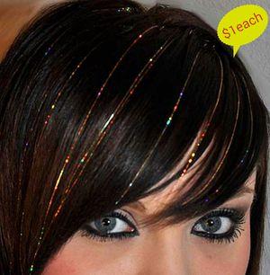 Fery hair, blinghair, Sparklehair, tinsel hair. for Sale in CO, US