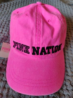 PINK VS baseball hat for Sale in Escondido, CA