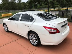 White 2010 Nissan Maxima FWDWheels Good for Sale in Washington, DC