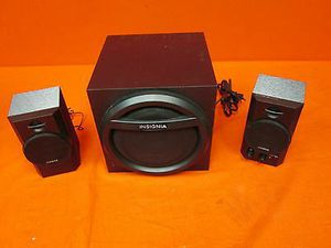 Insignia 2.1 Bluetooth Speaker System (3-Piece) for Sale in Wichita, KS