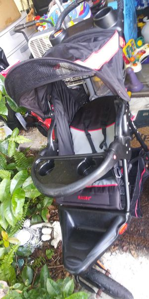 Baby trend jogger stroller like new 10dol firm lots deals my post go look for Sale in Jupiter, FL