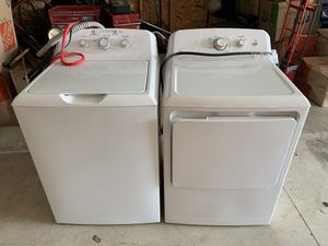 Washer and dryer GE Brand new for Sale in Lewis Center, OH
