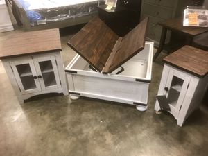 New 3 Table Set —>> TAKE IT HOME!! for Sale in Virginia Beach, VA