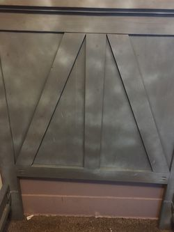Solid Wood Twin Frame for Sale in Salem,  OR