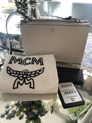 MCM milla double crossbody bag for Sale in Downey, CA