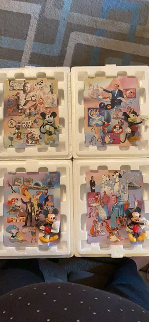 Disney Collectible Plates for Sale in Norcross, GA