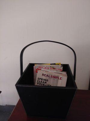 Black Magazine Rack for Sale in Allen, TX