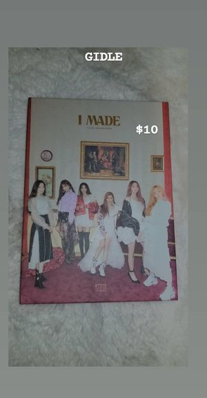 GIDLE KPOP ALBUM I AM for Sale in Norco, CA