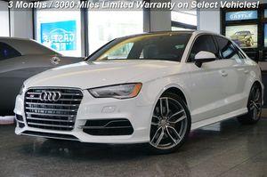 2015 Audi S3 for Sale in Lynnwood, WA