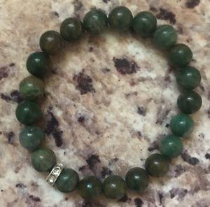 African Jade beaded bracelet for Sale in Lake Mary, FL