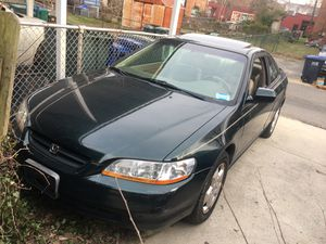 Honda Accord 1999 V6 Coupe for Sale in Washington, DC