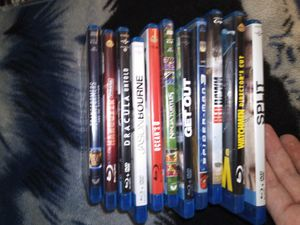 Blu-ray movies for Sale in Fort Worth, TX