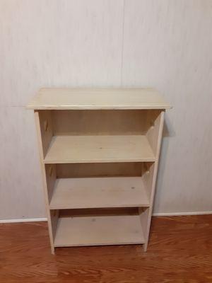 Book shelf wood for Sale in West Monroe, LA